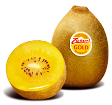 Kiwi gold Zespri